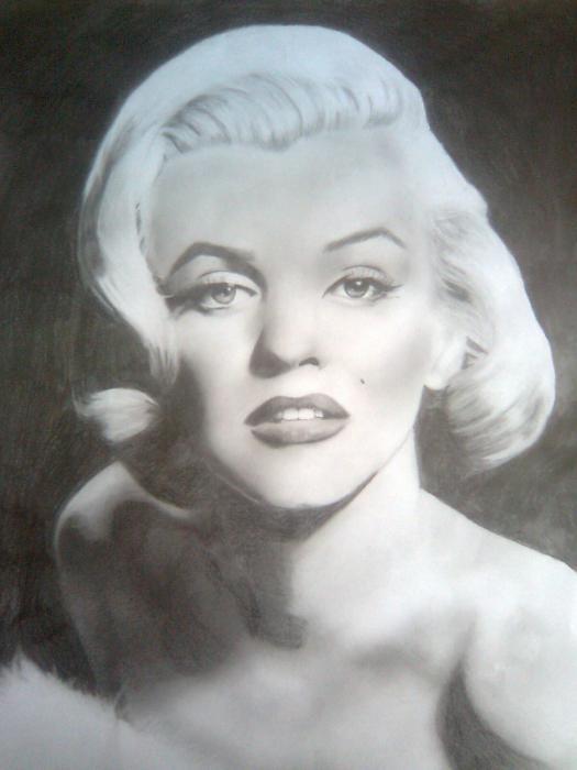 Marilyn Monroe par Neypovim